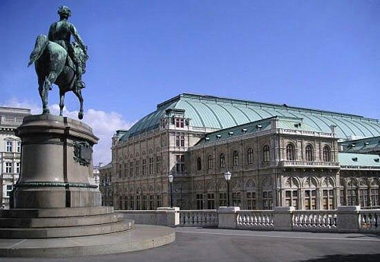Vienna State Opera Segway Tours Vienna